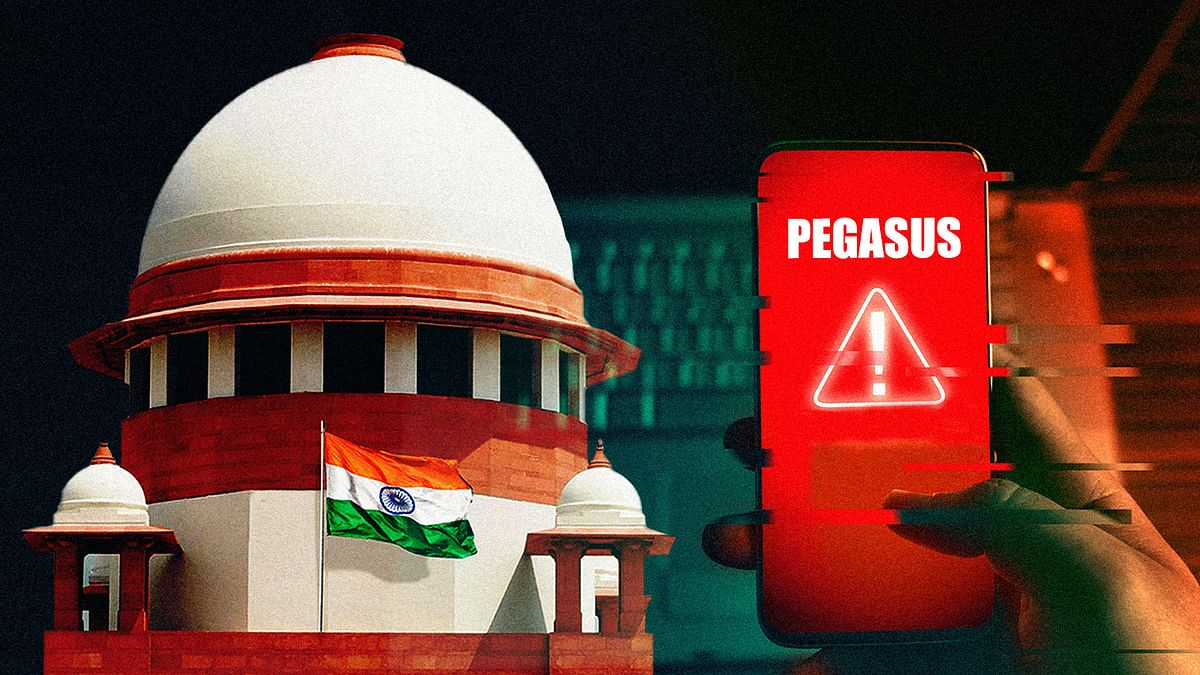 Pegasus hearing in SC: Centre says it has 'nothing to hide', but refuses to file affidavit
