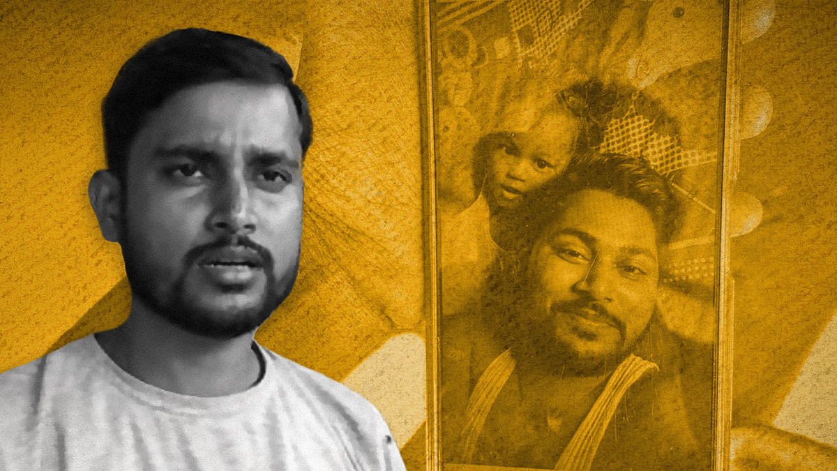 'Using my brother for balancing act': Lakhimpur journalist's family say they're being 'pressured'