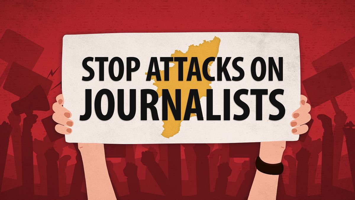 Why journalist unions in Tamil Nadu want a law to protect mediapersons