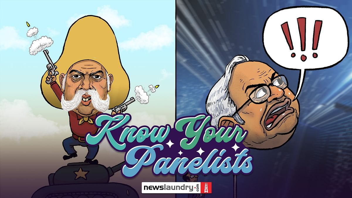 Know Your TV News Panelists: The general and the generalisation