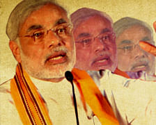 Now Showing: Modi In 3D!