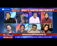 Times Now – Newshour