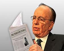Will Murdoch Pull The Plug?