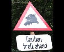 Taking On The Trolls