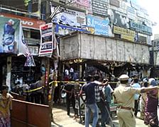 The Hyderabad Blasts & After