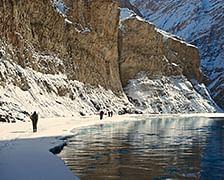 9 Days on The Frozen Zanskar