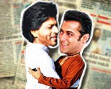 Stop Press. SRK-Salman Hug