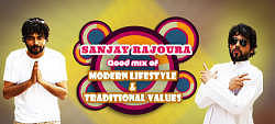 Sanjay Rajoura – Modern Lifestyle, Traditional Values