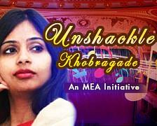 Unshackle Khobragade