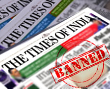 Banning The Times Of India