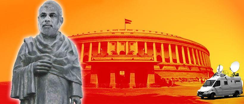 Media In The Age Of Modi