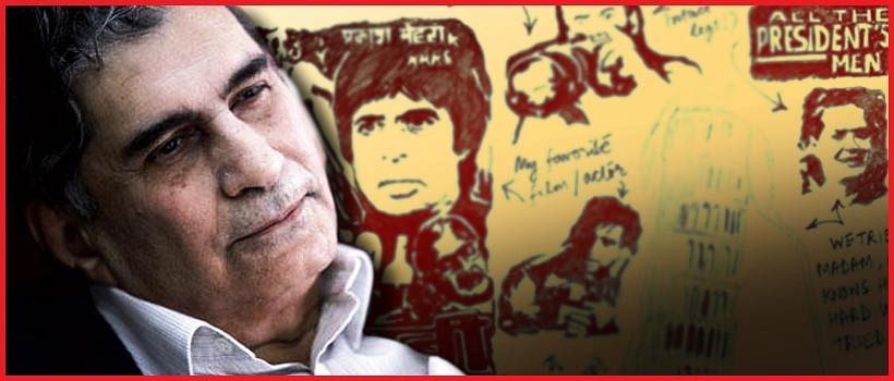Vinod Mehta's Doodles