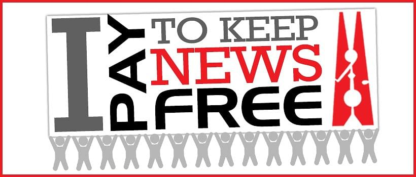 Keep Newslaundry Free