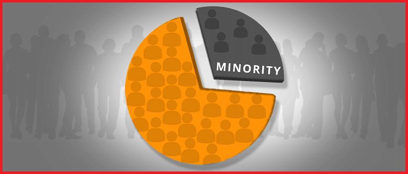 THE MINORITY VS MAJORITY REPORT