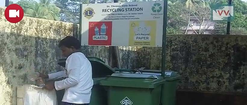 Cleaning Up Goa