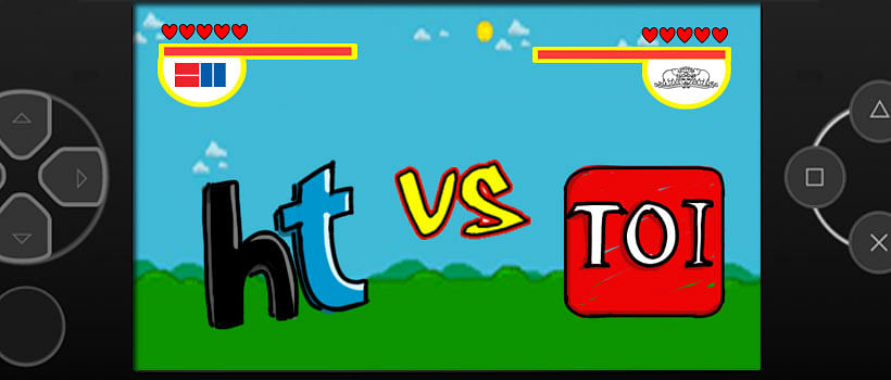 TOI vs HT: The Numbers Game Face-Off