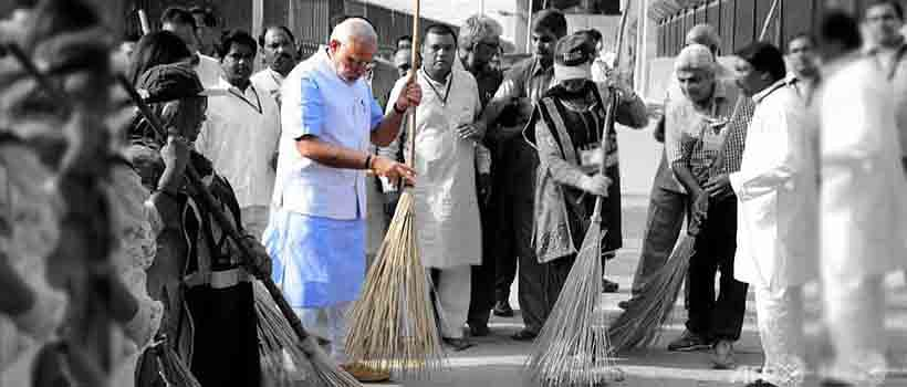 The Real Change Modi's Jhadoo Can Sweep In