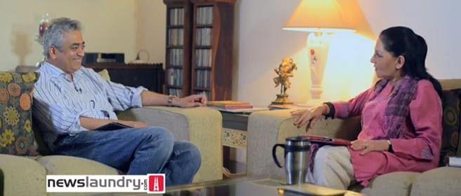 NL Interviews Rajdeep Sardesai –  Part 1