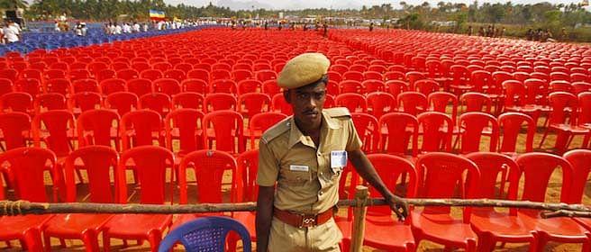 India Short Of Half A Million Policemen