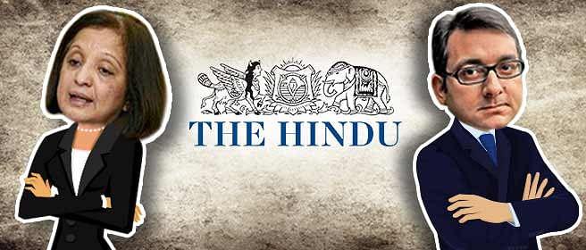 Public Resignations Continue At The Hindu