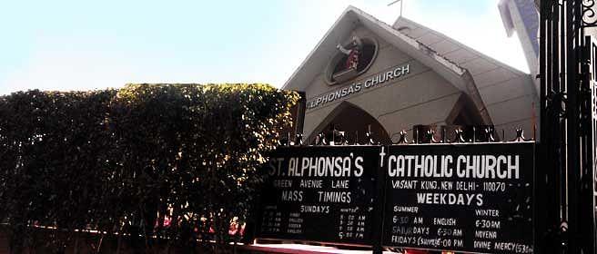 Behind The Vasant Kunj Church Attack
