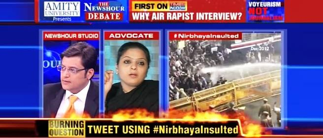 Why Arnab Goswami's #NirbhayaInsulted Circus  Was A Body Blow To Journalism