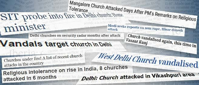 Media Or Modi Sarkaar: Who's The Bigger Threat To Christians?