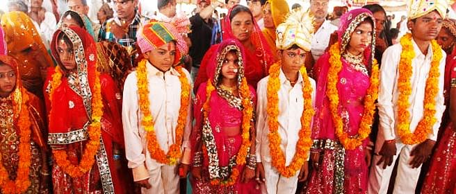 India's 13 Million Child Brides, Their 6 Million Children