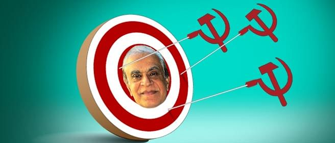 Rajiv Malhotra says those accusing him of plagiarism are really out to silence his voice.