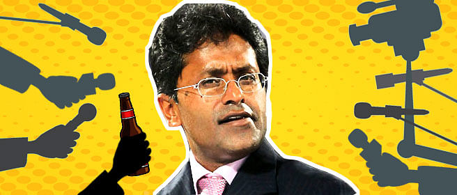 Lessons For Journalists From The #LalitModiRow: Never Ever Meet A Source At A Bar. At 10 pm