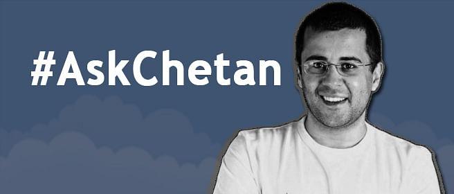 We Ask #AskChetan