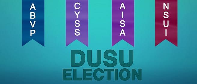 Why DUSU elections are just another 'democratic' exercise in the country