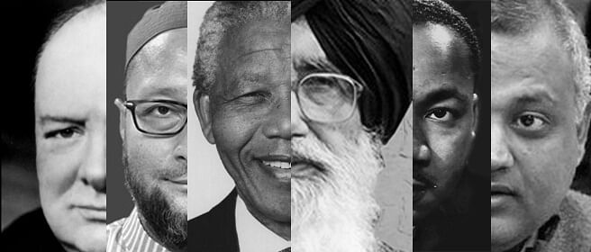Not just Badal and Mandela: many other historical figures have an Indian version