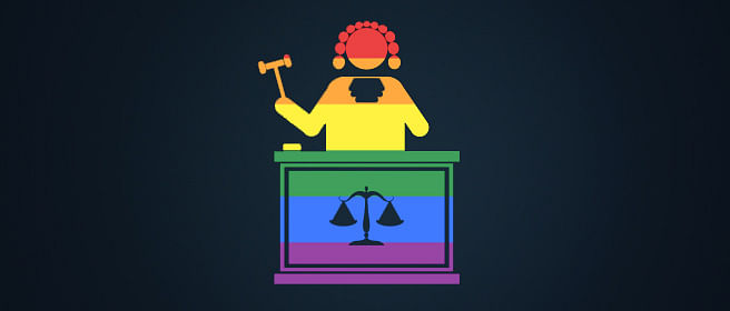Supreme Court invoking possible discrimination of a gay person for scrapping the NJAC is dubious