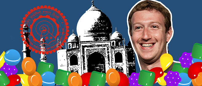 Mark Zuckerberg at IIT-Delhi: How the news media reacted to it will blow your mind