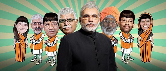 Modi's fringe elements: Moo over good sense