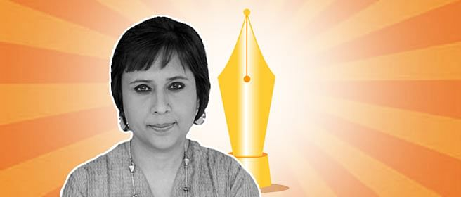 Conversations with Ramnath Goenka awardees: Barkha Dutt on why Kashmir has left an impact on her