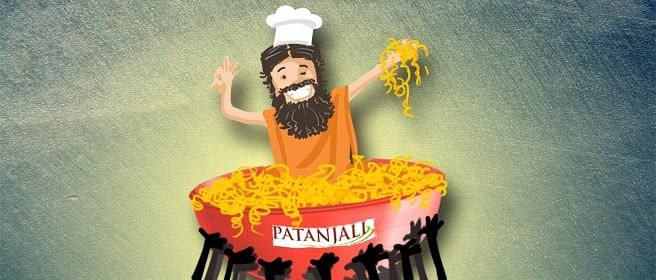 Dear Ramdev, make all the 'son-bearing' medicines you want to, but leave the beloved noodles alone