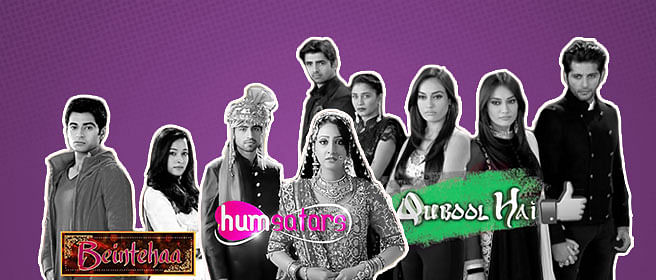 Where are the Muslim characters on Hindi television?