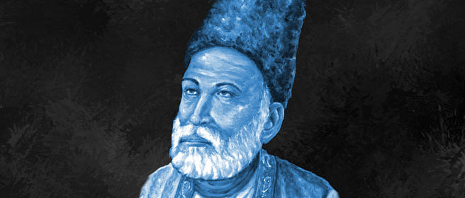 An ode to Ghalib on his birth anniversary