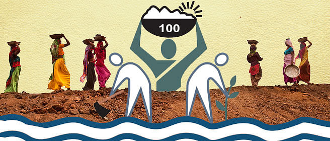 Half full, half empty: 10 years of NREGA