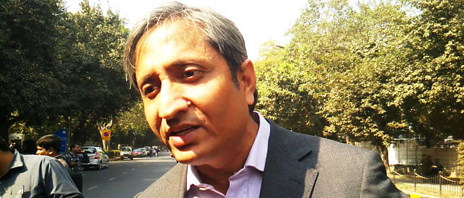 Ravish Kumar on the need for the media to question authority