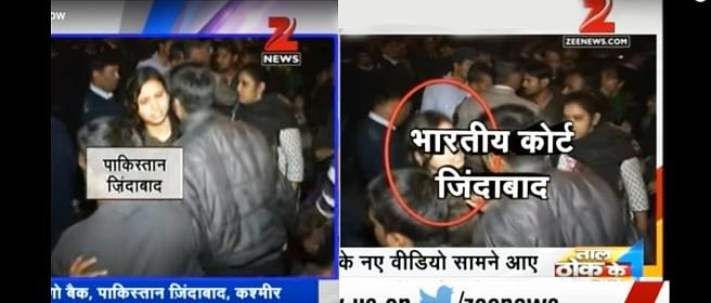 Truthiness Labs: This is how easily TV news got you to hear 'Pakistan Zindabad' in a JNU video