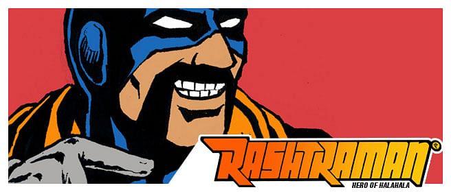 Rashtraman and the nation's new history