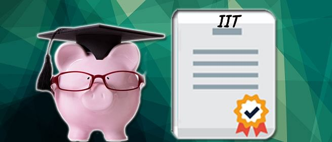 The IIT Hike: A burden of debt