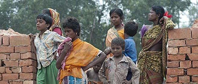 Half of India's homeless children forced to be rag-pickers, or beggars
