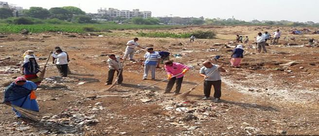 Swachh Bharat Mission falls short of waste processing target