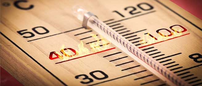 Heat-Wave death toll up 3 times over 23 years