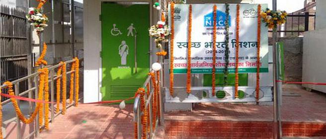 Swachh Bharat's urban-toilet plan is 76% behind schedule