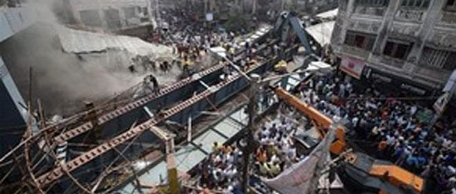 The unlearnt lessons in Kolkata's tragic flyover collapse
